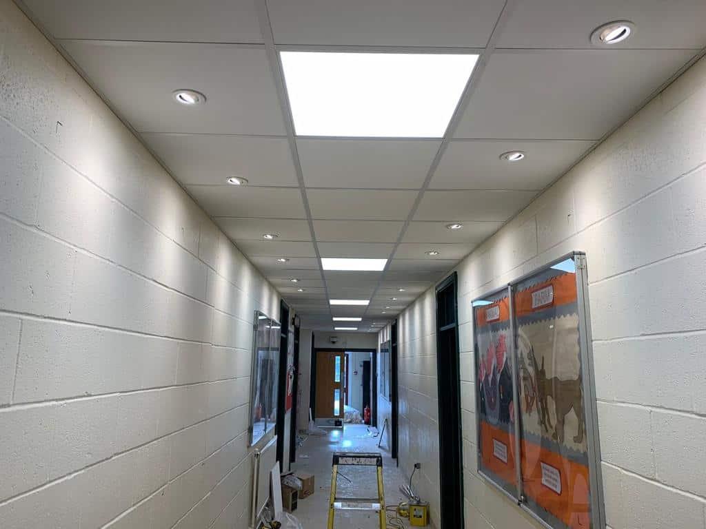 School interior design project