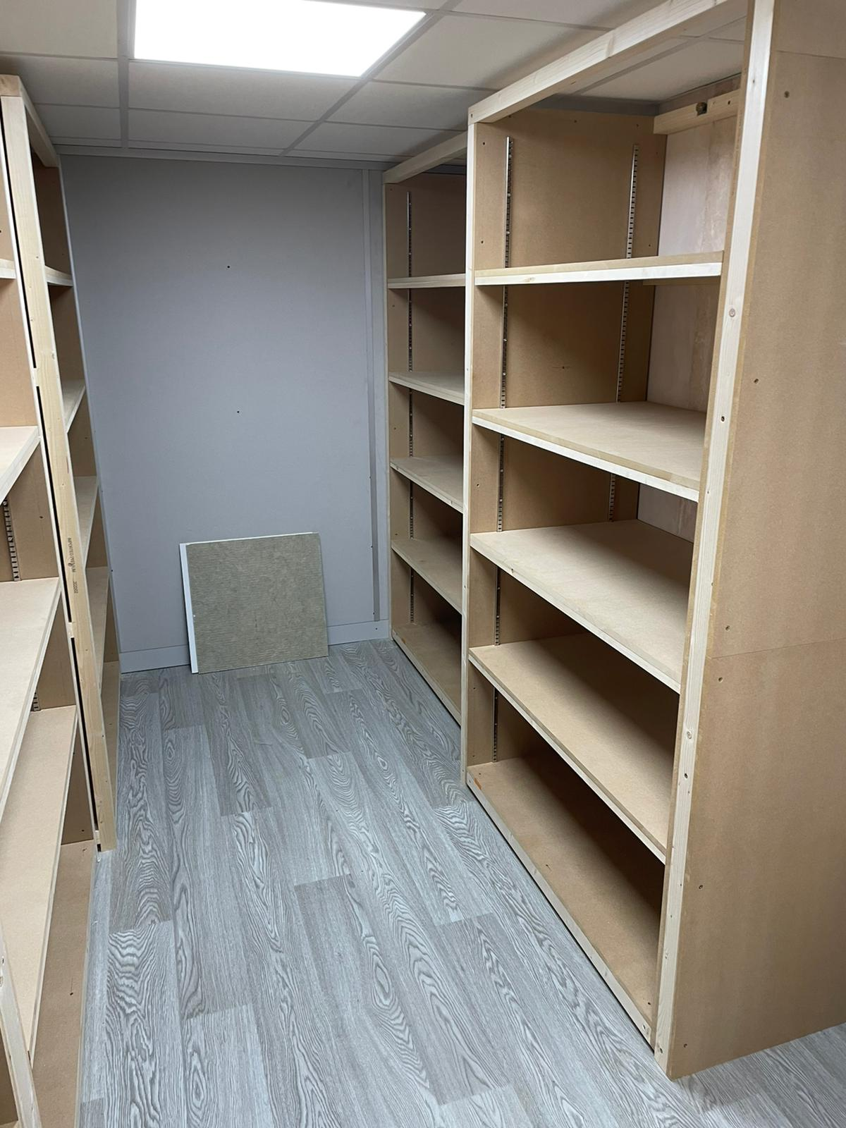 Whittlesey church hall renovation and storage (2)