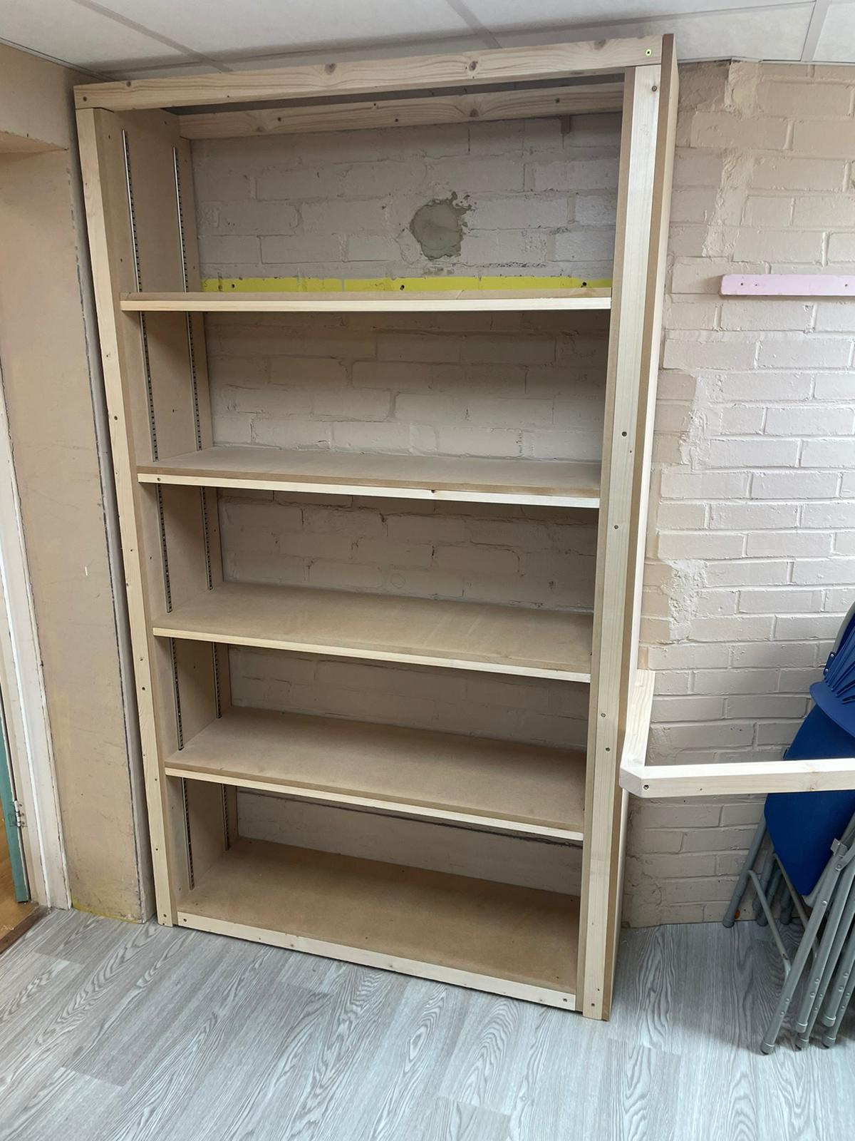 Whittlesey church hall renovation and storage (3)