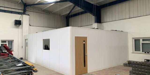 office partition Whittlesey